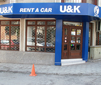 UK rent a car office Burgas